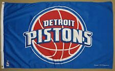 Detroit Pistons Flag 3x5FT Large