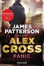 Panic - Alex Cross 23 von James Patterson (Taschenbuch)