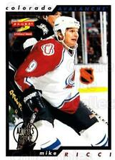 1996-97 Score Artists Proofs #106 Mike Ricci