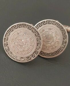 Taxco Cuff links sterling