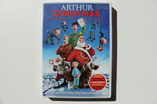 ARTHUR CHRISTMAS OPERACIÓN REGALO - DVD - INCLUYE VIDEO MUSICAL DE JUSTIN BIEBER