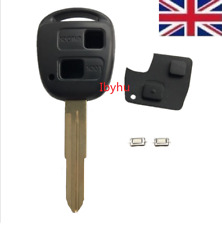 TOYOTA YARIS COROLLA CELICA CAMRY 2 Buttons Key Fob+TOY41 Blade + Repair Kit