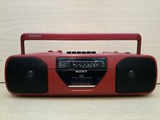 Sony CFS-201L Radio Recorder Ghettoblaster  Kassettenrecorder Cassette Vintage