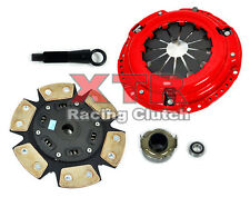 XTR STAGE 3 CERAMIC CLUTCH KIT 2001-2005 HONDA CIVIC EX LX DX 1.7L D17 SOHC