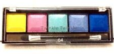 "Makeup ""NEW"" Eyeshadow 5 Color Brilliant Palette"