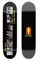 Girl skateboards Beastie Boys Sure Shot Skateboard Deck 8.12 inch black mint nos