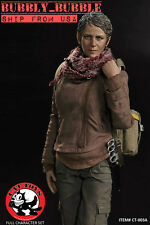 1/6 Carol Peletier The Walking Dead Melissa McBride Full Set USA IN STOCK