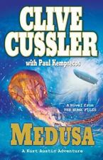 The NUMA Files: Medusa No. 8 by Clive Cussler and Paul Kemprecos (2009, Hardcov…