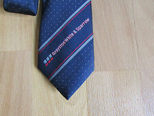 GRAYSTON White & Sparrow Crane Hire Company STAFF Issue Tie by Phil Carrick