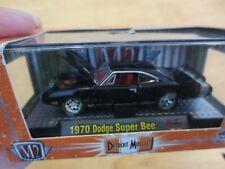 1970 Dodge Coronet Superbee 440 Mopar 1/64 collectible diorama model