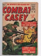 ATLAS COMICS  COMBAT CASEY  26  1956  MARVEL