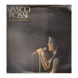 Vasco Rossi Lp Vinile Colpa D'Alfredo / Ricordi ORL 8635 Orizzonte Sigillato