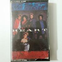 HEART s/t 4XT12410 Cassette Tape