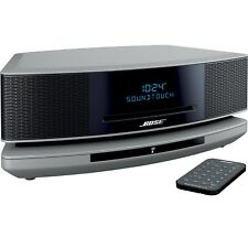 Bose® Wave® SoundTouch® Music System IV-Silver-💯%+Seller Rating✔️Warranty✔️