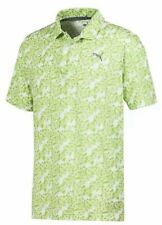 Puma Golf 2020 Masters ELEVEN Polo Shirt COLOR: Greenery SIZE: XXL (2xl)