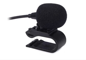 External microphone for car Radio