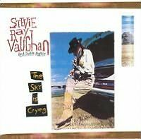 STEVIE RAY VAUGHAN : SKY IS CRYING (CD) sealed