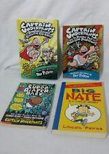 Young Adult Book Lot Captain Underpants Big Nate Pilkey Peirce
