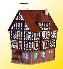 VOLLMER 47756 scala N, Casa di legno # NUOVO IN conf. orig. #