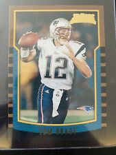 2000 BOWMAN #236 TOM BRADY RC Rookie