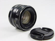 Exc++ ! ZENITAR-M 50mm f/1.7 Russian Lens Zenit KMZ. M42. s/n 843872