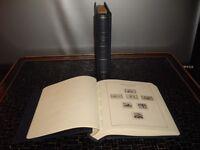 Bund 1969 - 1997 ** in 2 Leuchtturm Vordruckalben
