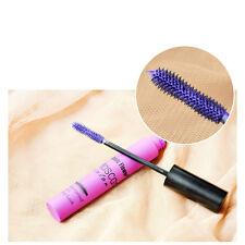 5 Colors Mascara Blue Black Brown Gradient Colorful Curling Eyelash Cosmetic Kit Purple