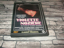 VIOLETTE NOZIERE - CLAUDE CHABROL / ISABELLE HUPPERT/ DVD RENE CHATEAU