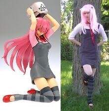 ELFEN LIED Handmade Anime Cosplay LUCY/NYU Halloween (dress, wig, horns, & MORE)