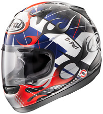 ARAI RX-Q FLAME GRAPHIC Motorcycle Helmet • 2XL / Double Extra Large