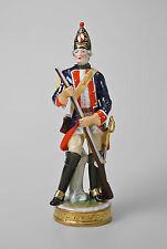 9944310 Porzellan Figur Soldat Grenadier von 1742 Kämmer H26cm