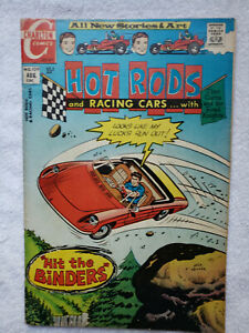Hot Rods and Racing Cars #109 (Aug 1971, Charlton) [VG/FN 5.0]