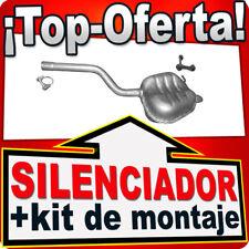 Silenciador trasero SKODA OCTAVIA 1.6 VW GOLF V / VI 1.4 1.6 Escape AND