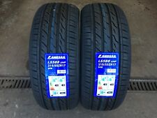 X2 215 55 17 94W BRAND NEW LANDSAIL HIGH MILEAGE TYRES,LOW ROAD NOISE ONLY 68dB!