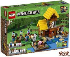 LEGO® Minecraft: 21144 Farmhäuschen & 0.-€ Versand & NEU & OVP !