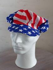 Baseball Cap Kappe Basecap Amerika Stars and Stripes Kostüm Fasching Karneval