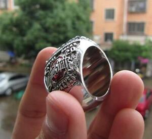2015 Ohio State Buckeyes MEYER National TEAM Ring Fan Men Gift Souvenir
