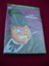 NEW! The Penguin DC Super-Villains (DVD, 2017) from Batman the Animated Series