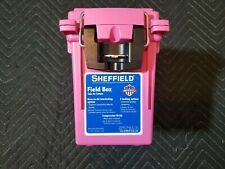 Ammo Storage Field Box Gear Tools & Equipment Organizer - PINK - NEW SHIP ASAP!!