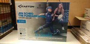 "Easton Jen Schro ""The Essential"" Youth Catchers Box Set"