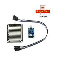 L'eau de pluie pluie drop capteur de détection Module pour Arduino framboise PI new