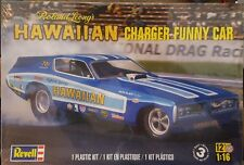 Revell 1/16 Hawaiian Charger Funny Car Plastic Model Kit 85-4082