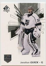 16/17 SP AUTHENTIC BASE #77 JONATHAN QUICK KINGS *34253