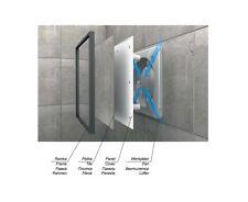 "Bathroom Tiled Extractor Fan Ducting - 125mm / 5"" Kitchen Wall Ventilator WI125"