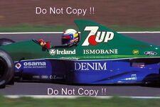 Alessandro Zanardi Jordan 191 F1 Season 1991 Photograph 1