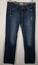 Paige Jeans Size 28 blue denim womens Jimmy Jimmy