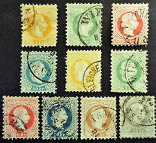AUSTRIA MONARCHY STAMPS 1867
