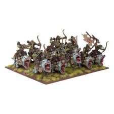 Kings of War Goblin Fleabag Sniff Regiment - Mantic Games