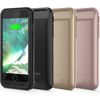 iPhone 8 / 7 Battery Case Slim Charger Cover Portable Backup Charging Power Bank