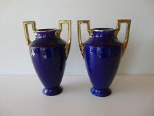 Paire de vases amphores en céramique d'Orchies